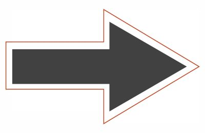 image of an arrow pointing right